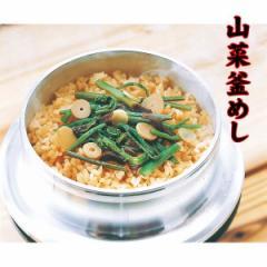 釜めし 5食パック 山菜御飯/