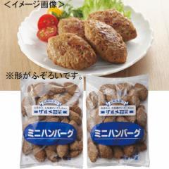 業務用ミニハンバーグ 計2kg 肉料理 まとめ買い 訳あり品/MH-2