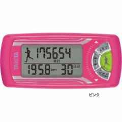 タニタ 活動量計カロリズムforジョギング歩数計 健康器具 測定 ヘルスケア/EZ063PK