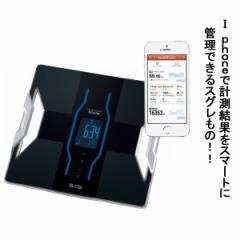 体重計タニタ 体組成計インナースキャン デュアル健康管理 計測器/RD900BK