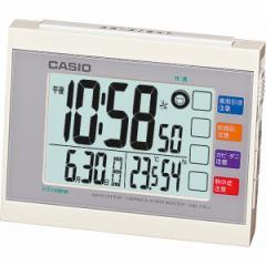 父の日ギフト プレゼント カシオ 生活環境お知らせ電波時計デジタル 温度 湿度
