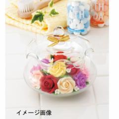 花 置物ソープフラワー ミックスローズインテリア 贈り物 贈り物に最適