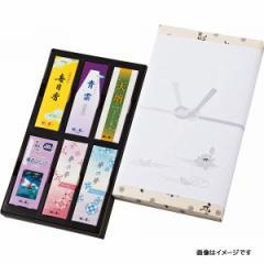 御香セット1500 包装品ローソク 線香 お供え用 仏具/66725
