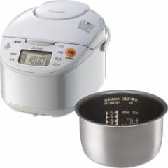 IH炊飯ジャー<5.5合> 三菱炊飯器 /NJ−NH106−W