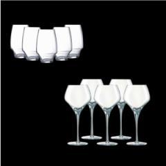 タンブラーシェフ&ソムリエ オープンナップ グラス10点セット食器 コップ カップ キッチン用品 贈り物に最適