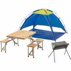 テント テーブル コンロSTKコレクション アウトドアセットキャンプ/STK1015SB-A
