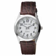 腕時計紳士ウオッチ パーキージーン メンズファッション 小物/PA001−006