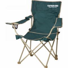 ギフト 折り畳み椅子リクライニングラウンジチェア キャプテンスタッグ アウトドア レジャー スポーツ/M−3885