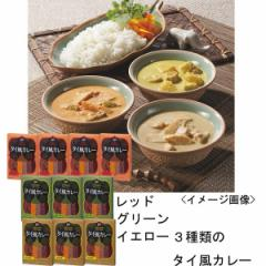 ギフト レトルト食品3種のタイ風カレーセット食品 惣菜 食材/TS−50
