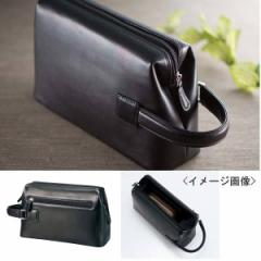 セカンドバッグダレス型ポーチ 良品工房 日本製牛革手作りメンズファッション