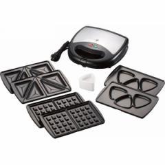 トースター着脱式ホットサンドメーカー レギュール キッチン家電/RM−8152