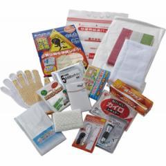 非常用持ち出し袋/防災セット緊急避難17点セット日用雑貨 防災対策