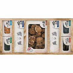 日本の美味詰合せ干し椎茸 どんこ 昆布 かつお節 味付のり/SS100