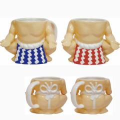 ペアマグ 横綱  おもしろ食器シリーズ誕生日 プレゼント 相撲 面白い ウケる/SAN2418