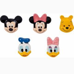 ディズニーキャラクター箸置き 5個セットギフト かわいい 誕生日 パーティ/SAN2170