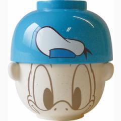 汁椀・茶碗セット ミニ ドナルドダック ディズニー子供 かわいい 誕生日 プレゼント 小さめ/SAN2065-1