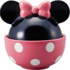 蓋付きどんぶり ミニーマウス ディズニープレゼント かわいい 一人用 一人暮らし/SAN2097-MN