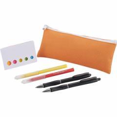 文具セットSTコンビ#500ボールペン シャープペン 付箋/ST−5 名入れ可