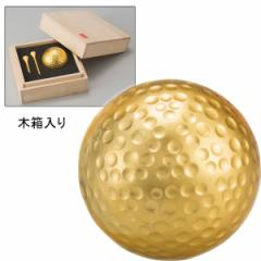父の日ギフト プレゼント ゴルフボール&ティーセット<木箱入>コンペ景品 記念品