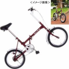 16型折りたたみ自転車 クラシックミムゴ コンパクト 2台目 アウトドア /MG−CM16A