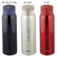 水筒ワンタッチ栓マグボトル500mlマイボトル 安全ロック付き/FPR-7355