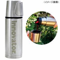 水筒ステンレスボトル 400ml イノベーター マイボトル 直飲み /540-012