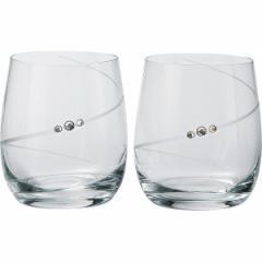 ロナ シルエット ペアグラスカップ コップ/266913
