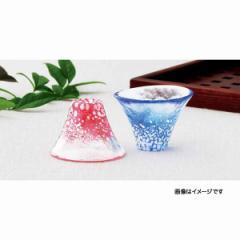 招福杯 富士山 冷酒杯揃え No25グラス カップ コップ 食器 キッチン 台所用品 贈り物に最適