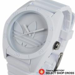 アディダス オリジナル adidas originals 腕時計 SANTIAGO サンティアゴ オールホワイト ADH6166