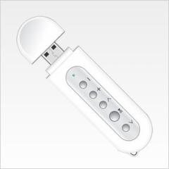 QTEC デジタルオーディオプレーヤー MP-T1GB 携帯 MP3プレーヤー 1GB USBメモリ[メール便発送、送料無料、代引不可]