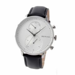 ベーリング BERING 13242-404  CLASSIC COLLECTION  メンズ腕時計 ブランド クロス セット 送料無料