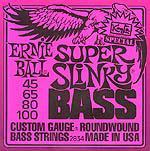 【即日発送O.K】ErnieBall アーニーボール エレキベース弦 SUPER SLINKY BASS .045〜.100 【郵送対応商品】【z8】