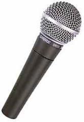 SHURE シュアー単一指向性ダイナミックマイクロフォン SM58-LCE【送料無料】【z8】