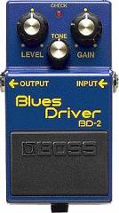 BOSS ボス・エフェクター・ブルース ドライバー BD-2 【z8】