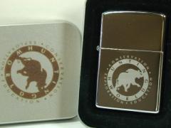 ジッポーZippo Hunting Worldハンティングワールド」ハイポリ250 絶版品