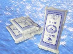 入浴剤 『羊水塩(500g×1袋)』各種ミネラルや海洋深層水イオン等を人体液と同様に配合した『ミネラル調整塩』