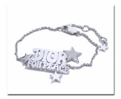 ディオール ロゴ&スターブレスレットPEA01022