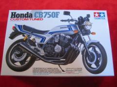 【遠州屋】 ホンダ Honda CB750F カスタムチューン 1/12スケール (66) タミヤ模型 (市)★