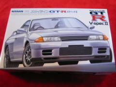 【遠州屋】 NISSAN ニッサン スカイライン GT-R Vスペック2 (ID-47) フジミ (市)★