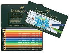 20%off ドイツ最高級ファーバーカステルアルブレヒト デューラー水彩色鉛筆12色セット