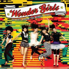 韓国音楽 Wonder Girls(ワンダーガールズ) 1集 / The Wonder Years