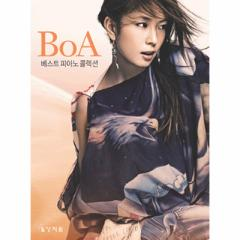韓国楽譜集 BoA ベストピアノコレクション 楽譜集