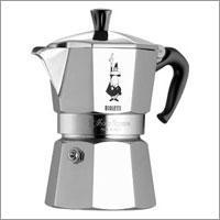 BIALETTI (ビアレッティ) モカエキスプレス 6カップ用■イタリア生まれの直火式エスプレッソメーカー