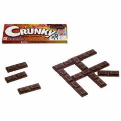 虫歯にならないチョコレート!?【クランキー スティックパズル チョコ型スティック12本入り】メガハウス