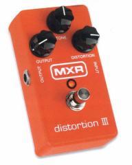 MXR M-115 ギター用エフェクター DISTORTION III 【送料無料】【z8】
