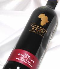 南アフリカワイン ゴールデン・カーン  ピノタージュ 750ml