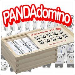 パンダドミノ TY-0415■かわいいパンダを並べて遊んで数字を覚えちゃお!子供に優しい木製玩具