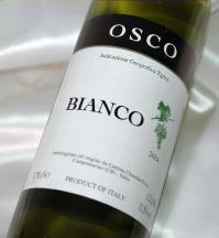 イタリアワイン オスコ ビアンコ 750ml