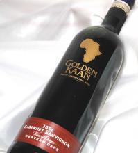 南アフリカワイン ゴールデン・カーン  カベルネ・ソーヴィニヨン 750ml