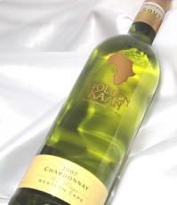 南アフリカワイン ゴールデン・カーン シャルドネ  750ml